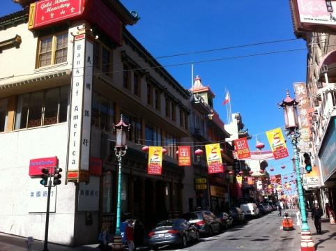 Chinatown BofA