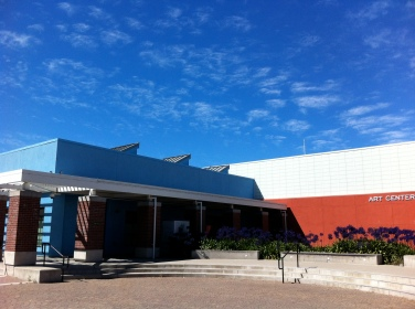 Laney College art center