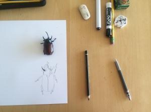 Outline plus pencils