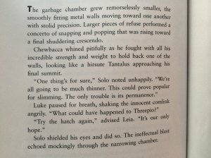And my copyeditor's curse has struck again on page 180!
