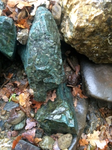 Serpentinite.